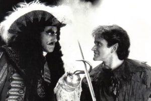 Sus protagonistas eran Dustin Hoffman y el difunto Robin Williams. Foto:vía Amblin. Imagen Por: