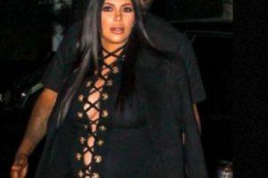 El mal gusto de Kim. Foto:vía Getty Images. Imagen Por: