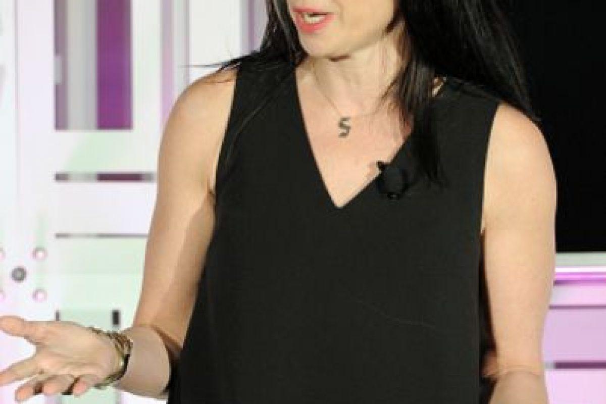 """Stacy London, en pleno panel de la revista Cosmopolitan llamado """"Fun Fearless Life"""", también dijo que las Kardashian eran vulgares. Foto:vía Getty Images. Imagen Por:"""