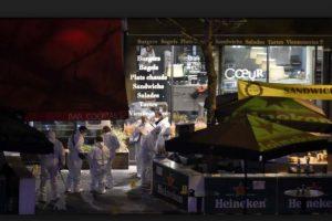 Así se vivieron los ataques en la capital francesa. Foto:AP. Imagen Por: