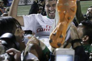 Raúl González se retiró del fútbol Foto:Getty Images. Imagen Por: