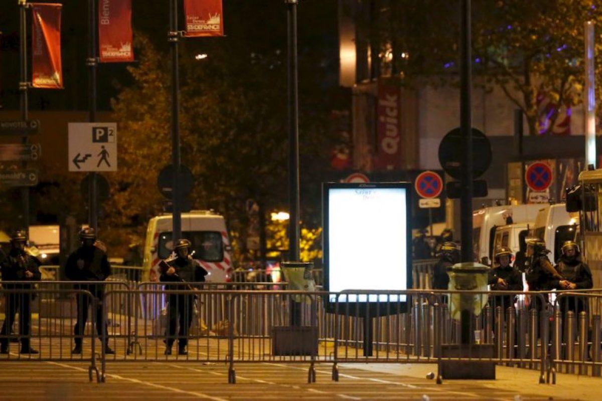 Hubo heridos en las calles de la capital. Foto:AP. Imagen Por:
