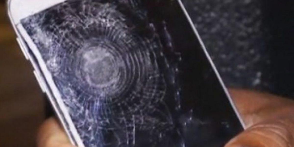 Un francés salió con vida de los atentados terroristas gracias a su celular