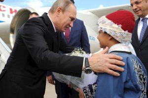 Se indicó que con ese motivo se reunió con el presidente ruso. Foto:AP. Imagen Por: