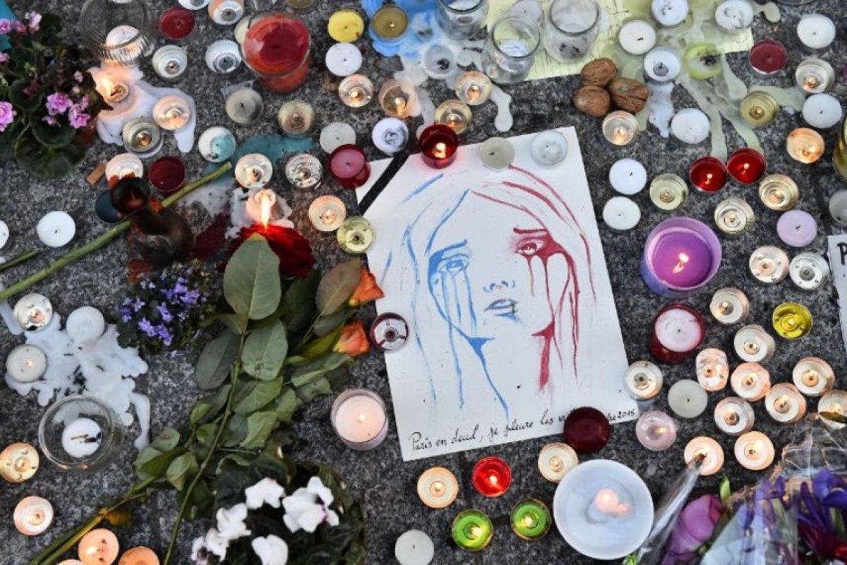 Se perpetraron en diferentes zonas, como el Estadio de Francia y el Teatro Bataclán Foto:AFP. Imagen Por: