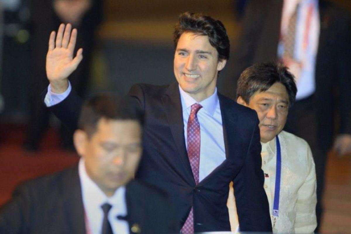 Justin Trudeau dio el primer paso para legalizar la marihuana Foto:AFP. Imagen Por: