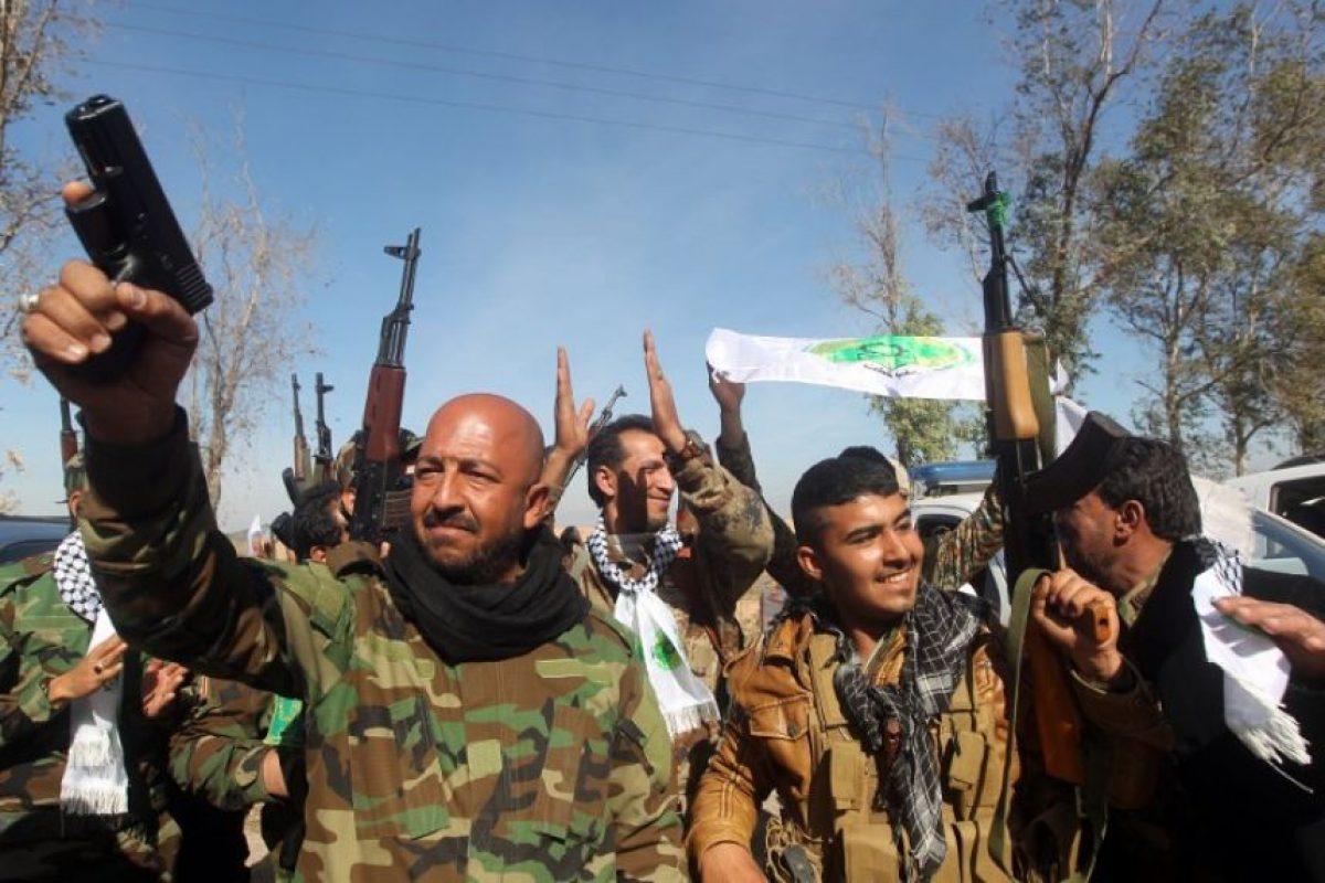 Fue el primer nombre que utilizaron. Los orígenes datan a 2013, cuando comenzó a separarse de Al-Qaeda Foto:AFP. Imagen Por: