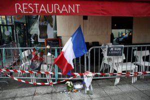 Él y otros dos terroristas dispararon contra los clientes de los restaurantes Le Carillon y Le Petit Cambodge. Foto:AFP. Imagen Por: