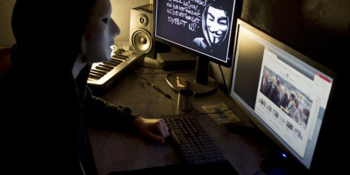 Anonymous publica los nombres de más de 200 personas relacionadas con el Estado Islámico