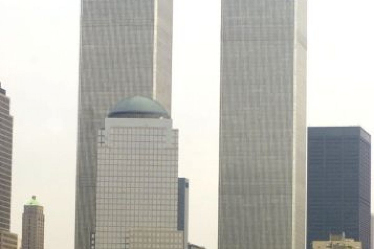 11 de septiembre de 2001 Foto:Getty Images. Imagen Por: