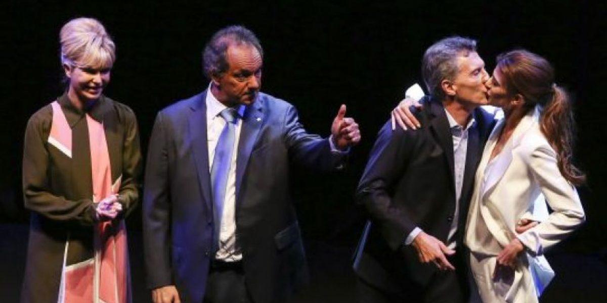 Líder de derecha Macri pone en jaque al viejo peronismo argentino