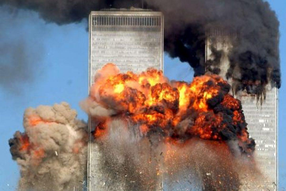 Fueron los peores atentados en la historia reciente de Estados Unidos Foto:Getty Images. Imagen Por: