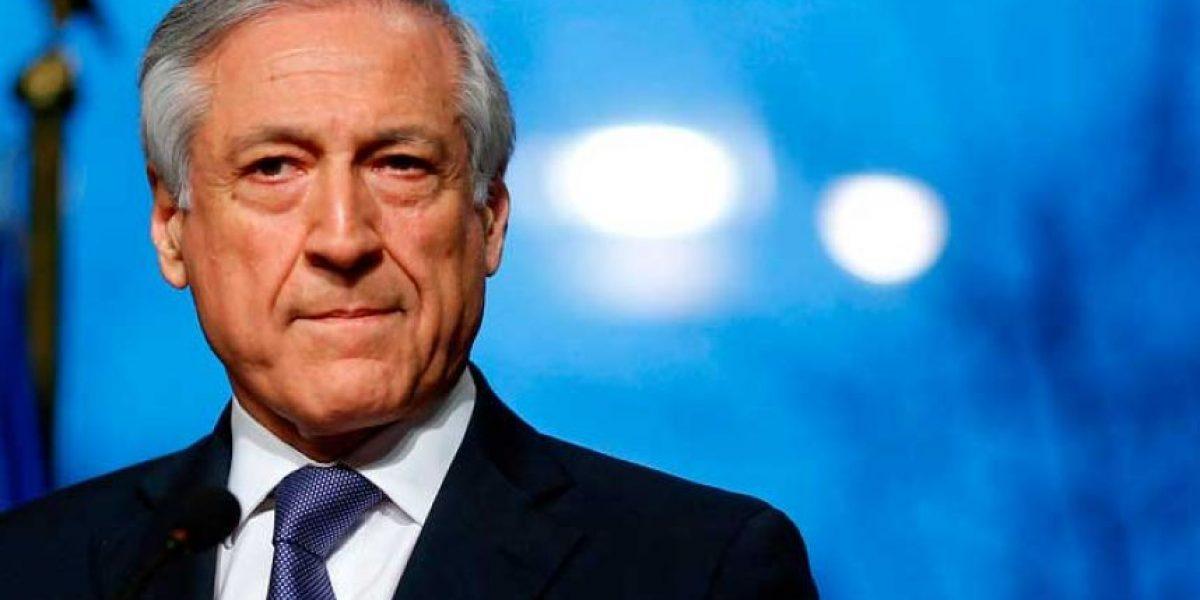 El sacrificio que tendrá que realizar el Canciller para ver a Chile versus Uruguay