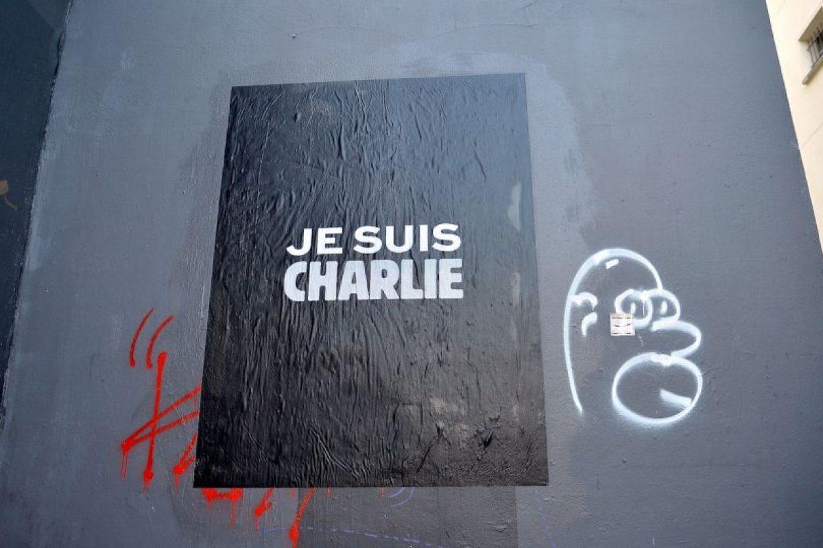 El pasado 7 de enero, Charlie Hebdo fue sede de un atentado que dejó nueve periodistas muertos Foto:AFP. Imagen Por: