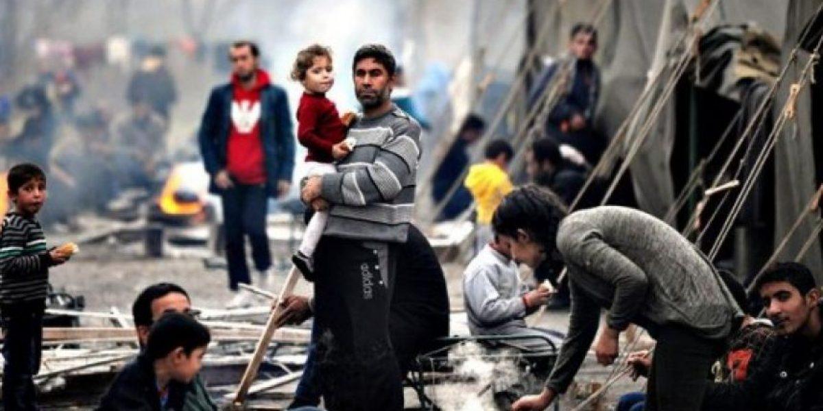 EEUU cierra sus puertas a los refugiados sirios