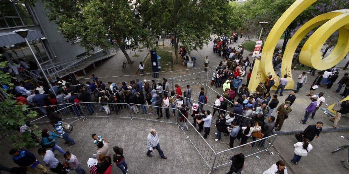 Registro Civil: funcionarios vuelven a retrasar apertura de oficinas