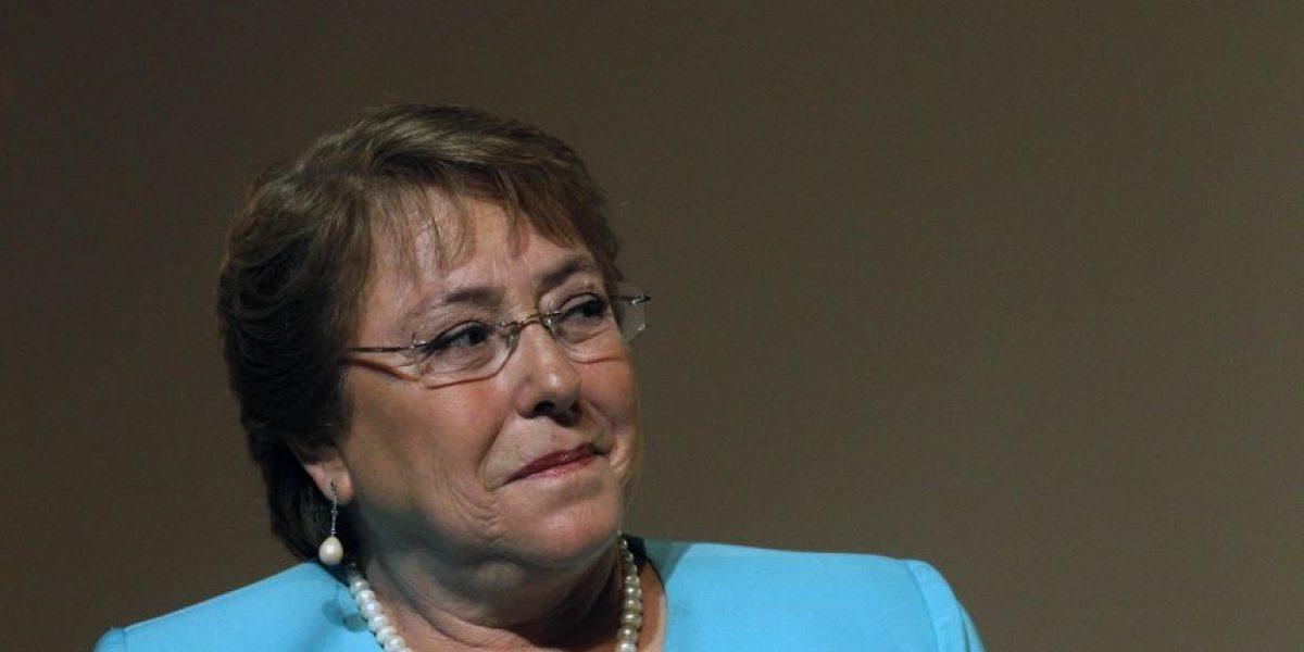 """La anecdótica pregunta que """"complicó"""" a  Bachelet en Filipinas"""