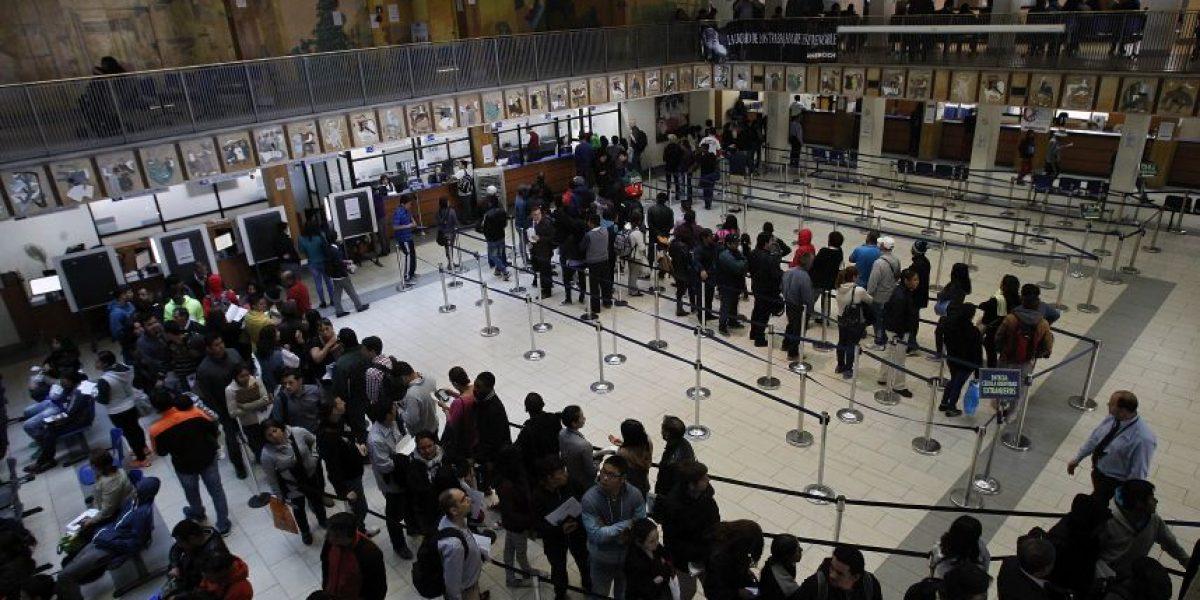 Registro Civil: más de 1.400 funcionarios sufrirán descuentos tras paro