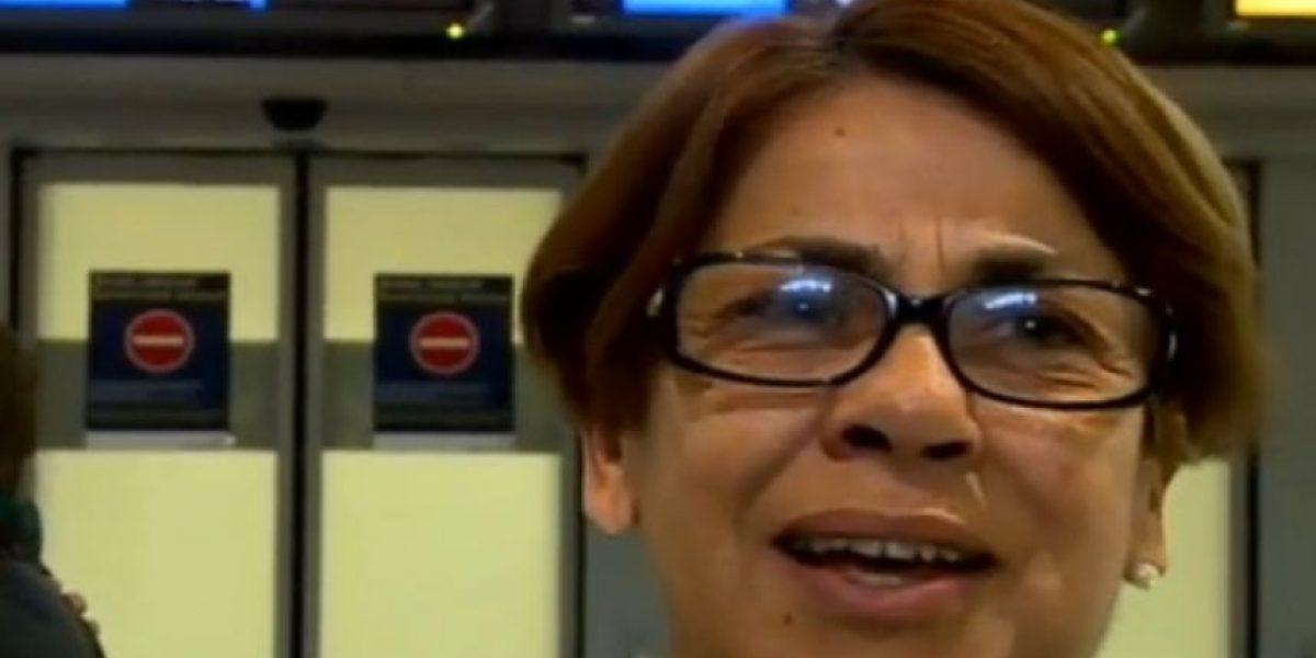 Familiar de víctima: no regresamos a Chile hasta llevarnos a nuestra hermana