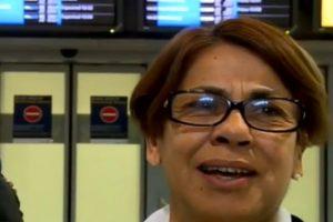 María Eliana San Martín Foto:Reproducción / TVN. Imagen Por: