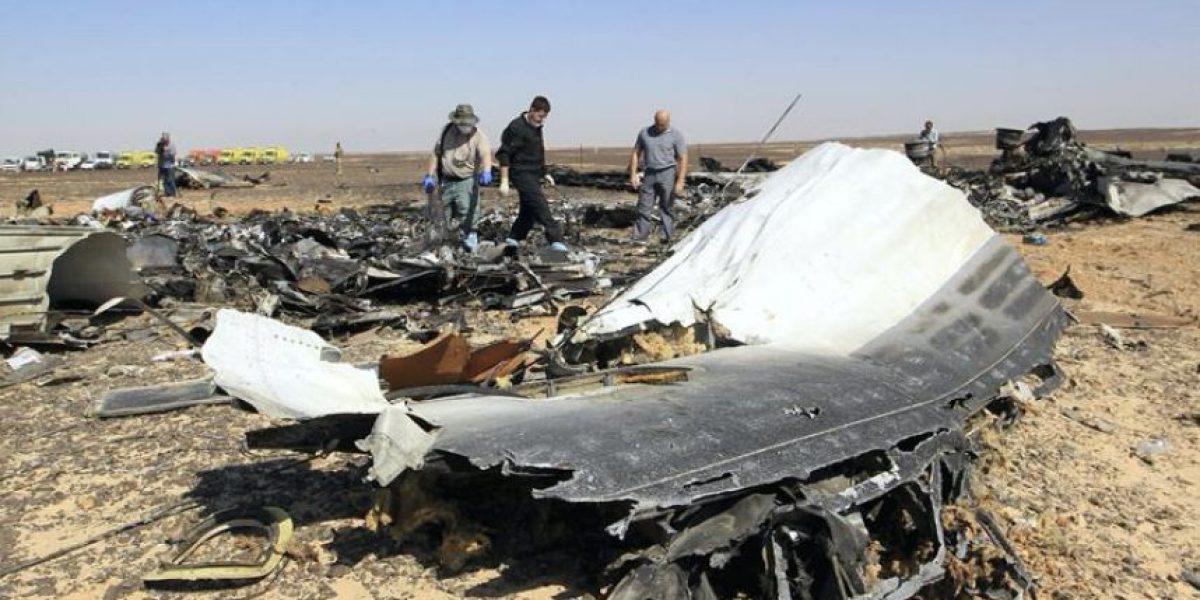 Rusia reconoce que caída de avión en Egipto fue un atentado: intensificarán bombardeos en Siria