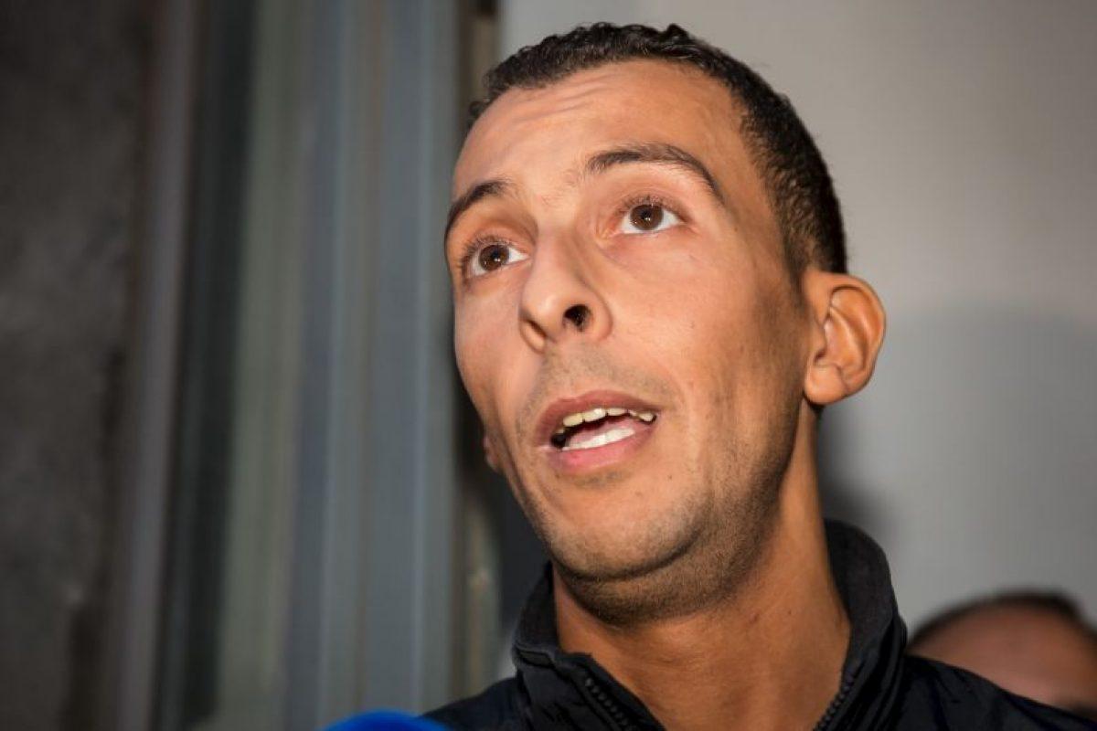 Su hermano Mohamed Abdeslam le pidió entregarse a la justicia. Foto:AP. Imagen Por: