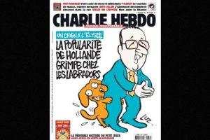 Foto:Facebook: Charlie Hebdo Officiel. Imagen Por: