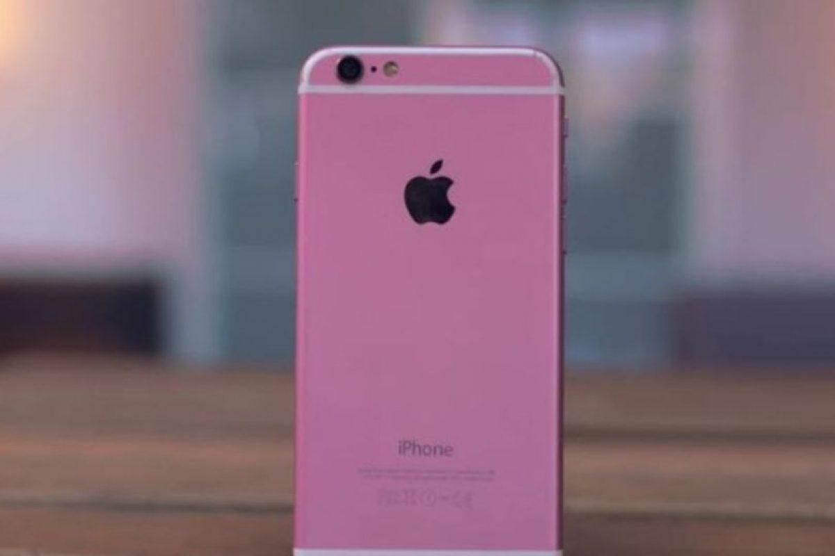 """l color rosa es más fuerte y le falta la letra """"S"""" distintiva del modelo. Foto:Jonathan Morrison / YouTube. Imagen Por:"""