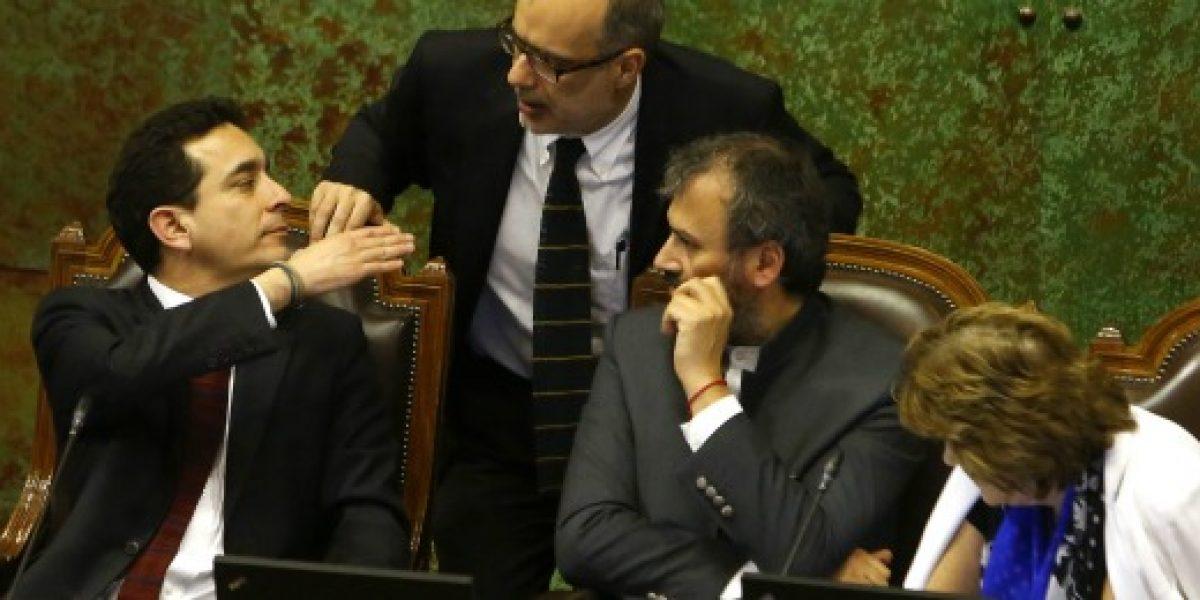 Cámara de Diputados aprobó en general el proyecto de Presupuesto 2016