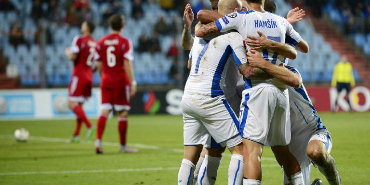 Ya están todos: estos son los clasificados a la Eurocopa 2016