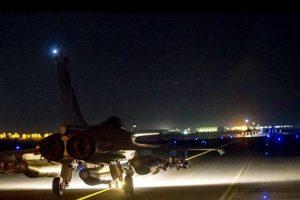 Hoy Francia bombardeó al Estado Islámico en Siria. Foto:Vía Twitter.com/Defense_gouv. Imagen Por: