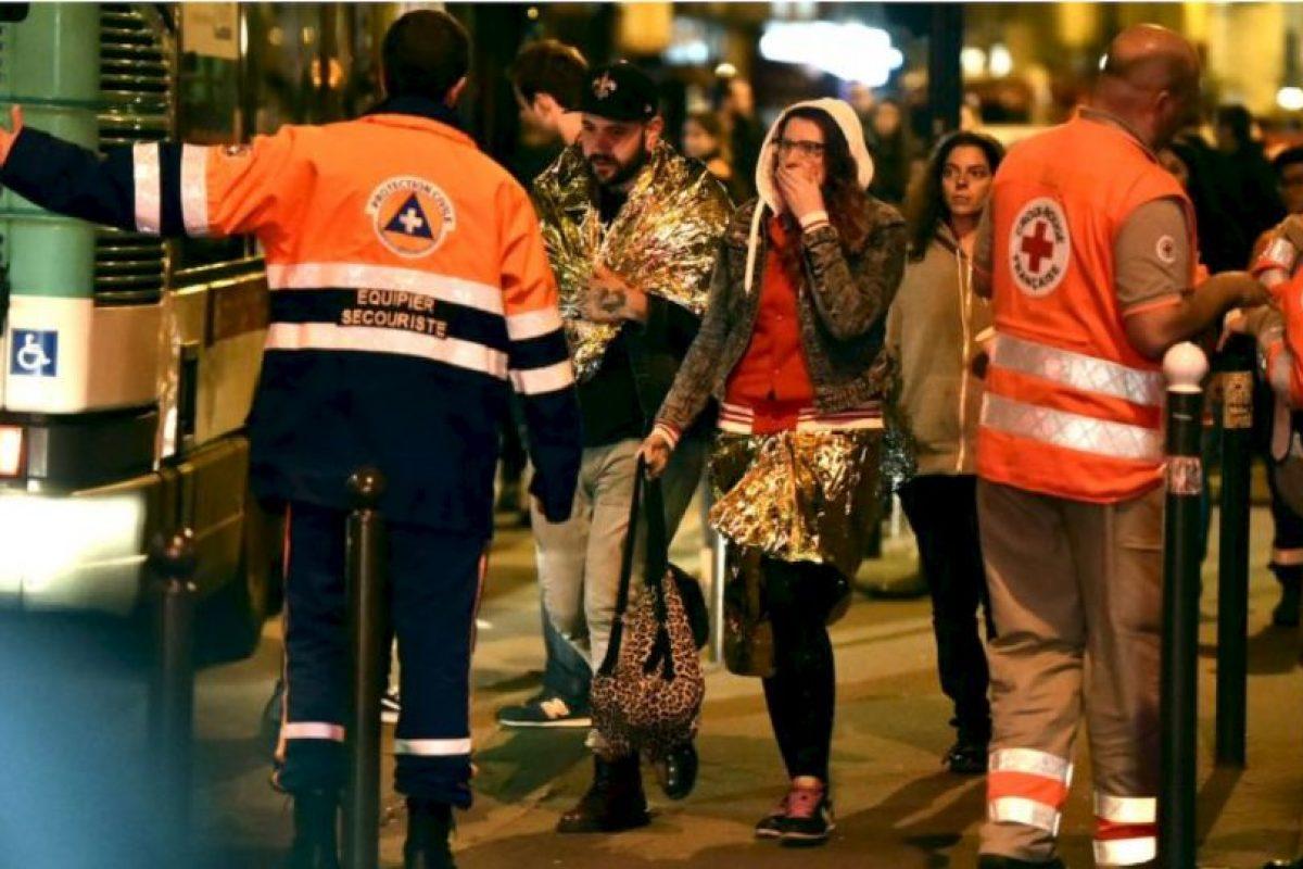 Por su parte el gobierno francés aseguró que el país se encuentra en guerra. Foto:Getty Images. Imagen Por: