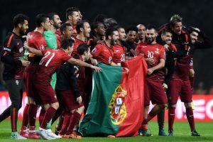 19. Portugal Foto:AFP. Imagen Por: