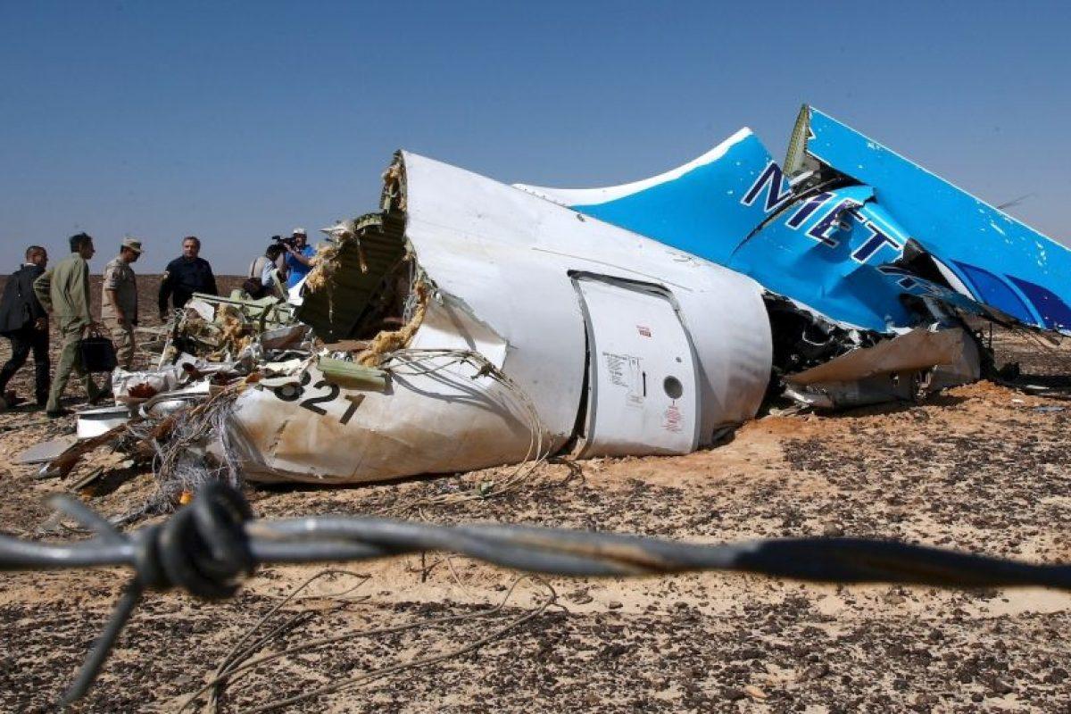 El atentado ocurrió el 31 de octubre. Foto:AFP. Imagen Por: