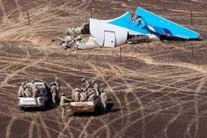Costó la vida a 224 personas sobre la península del Sinaí, Egipto. Foto:AFP. Imagen Por: