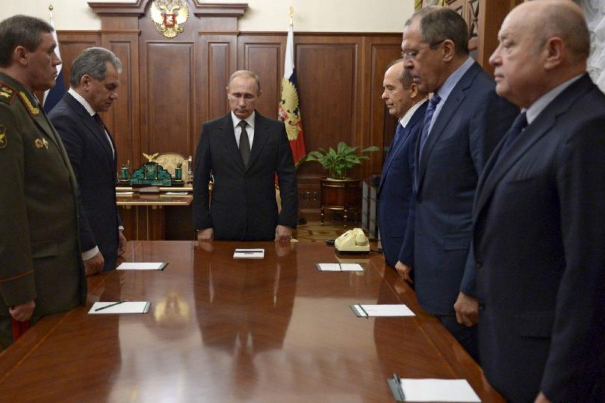 Rusia reconoce que el siniestro del avión en Egipto fue un atentado. Foto:AFP. Imagen Por:
