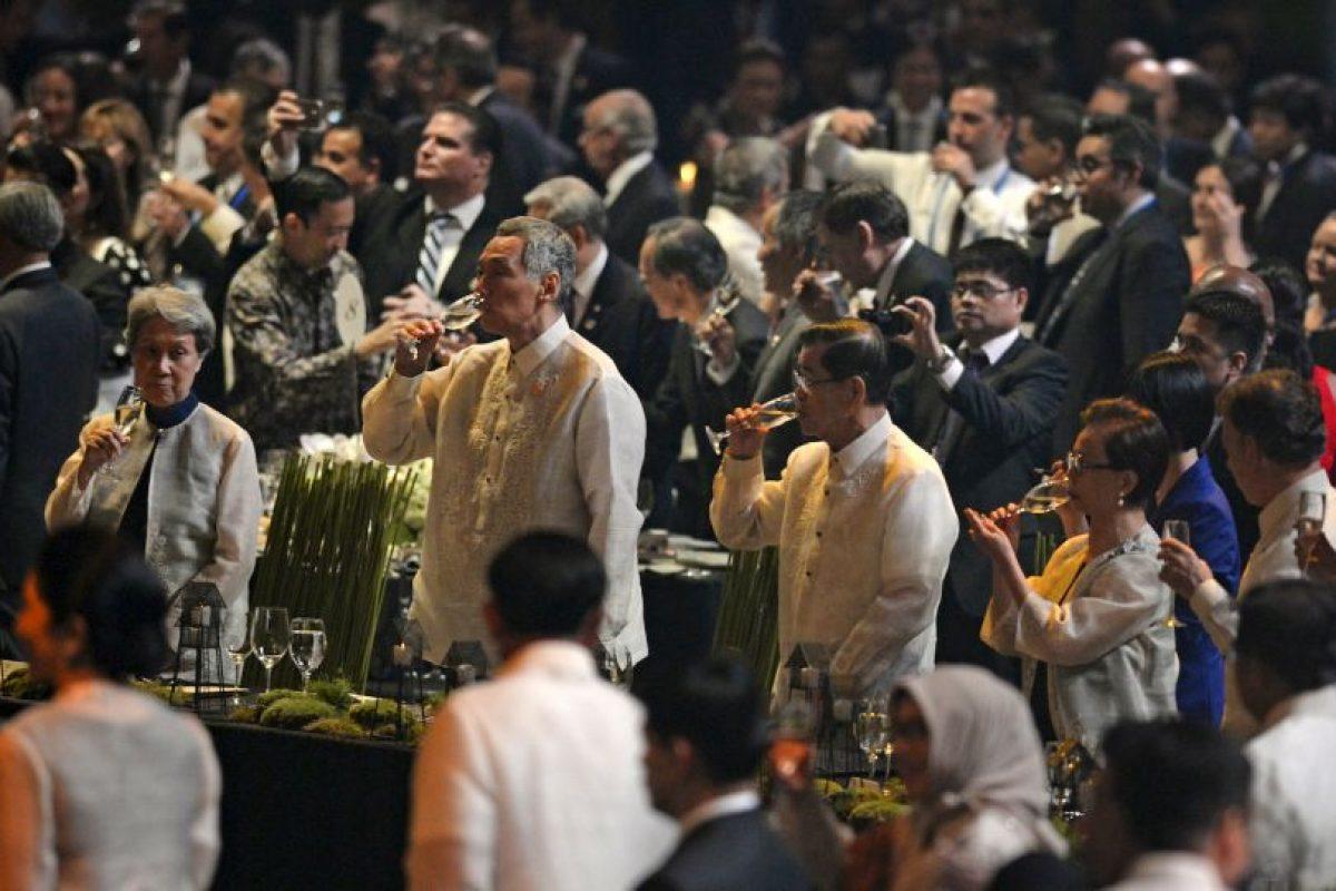 1. Es un foro en el que participan diversos países del Pacífico y tratan temas relacionados con el intercambio comercial, entre otros Foto:AFP. Imagen Por:
