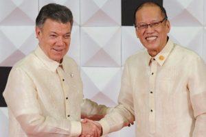 Fue invitado como observador ya que Colombia no es estado integrante de la APEC Foto:AFP. Imagen Por: