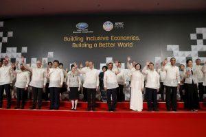 Seis datos que deben conocer sobre el Foro de Cooperación Económica Asia Pacífico Foto:AFP. Imagen Por: