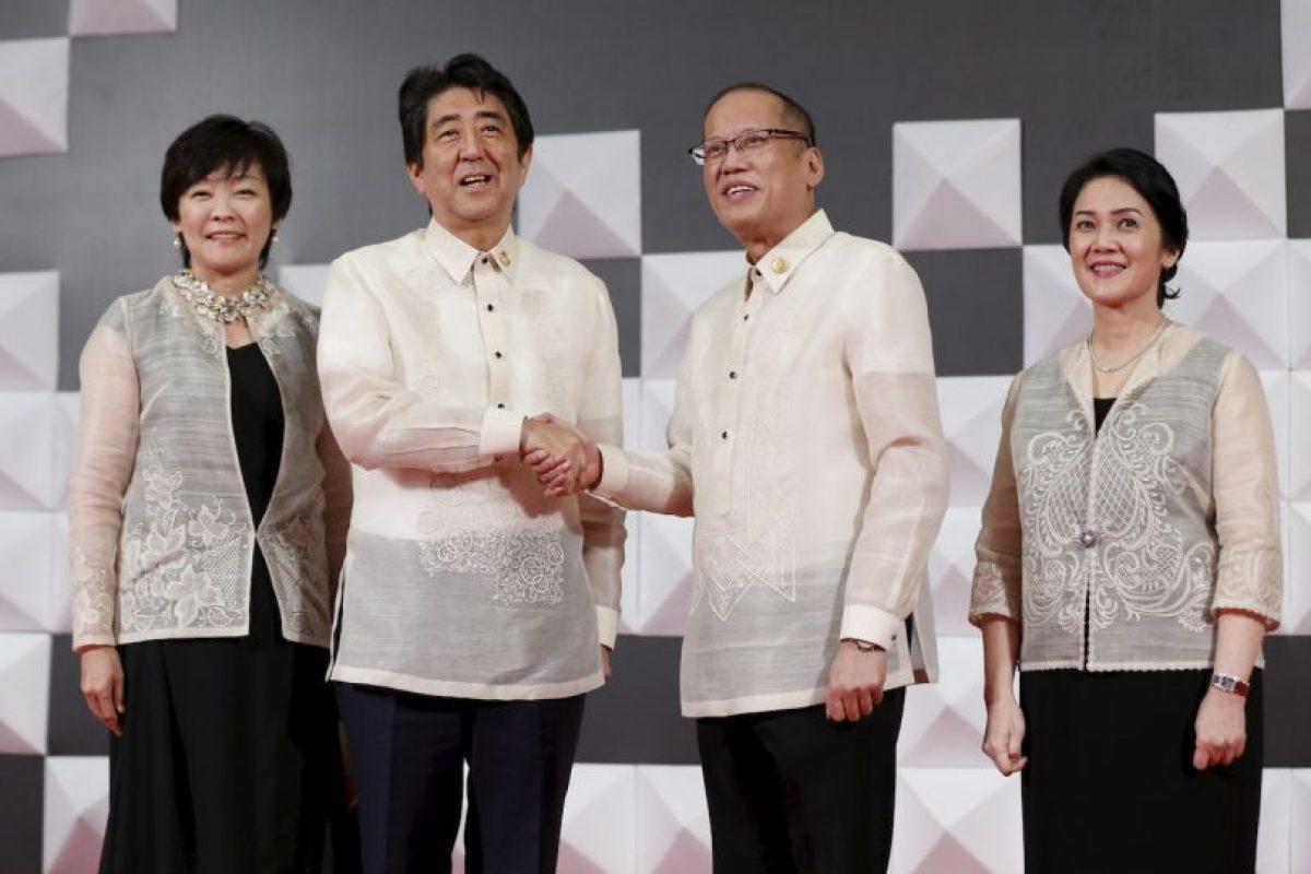 Shinzo Abe, primer ministro de Japón Foto:AFP. Imagen Por: