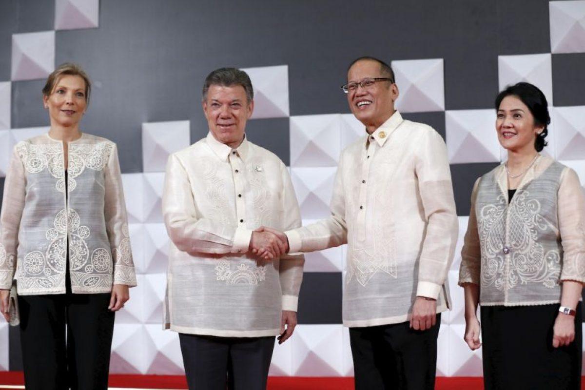 Juan Manuel Santos, presidente de Colombia Foto:AFP. Imagen Por: