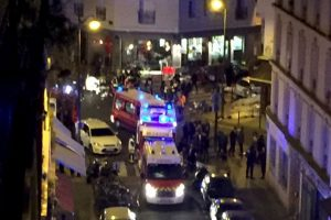 Antes de que las autoridades retomaran el control cientos eran rehenes. Foto:AFP. Imagen Por: