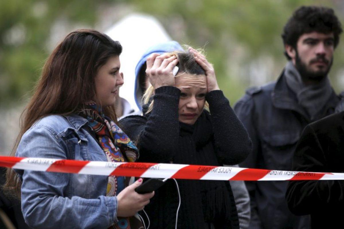 Los atentados terroristas fueron perpetrados por el Estado Islámico. Foto:AFP. Imagen Por: