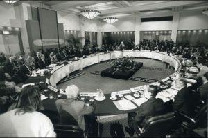 3. Fue fundado en 1989 con 12 estados miembros. Foto:APEC.org. Imagen Por:
