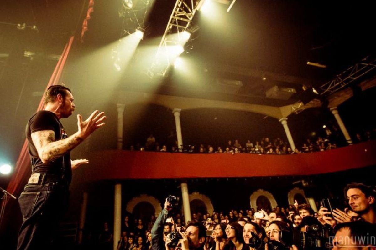 Así se vivía la noche de aquel 13 de noviembre Foto:Facebook.com/manuwino. Imagen Por: