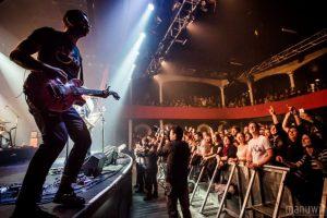 Las imágenes del concierto de Eagles of Death Metal previo al atentado Foto:Facebook.com/manuwino. Imagen Por: