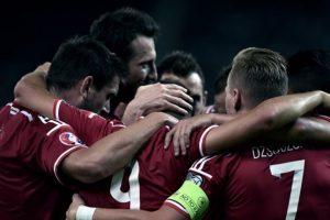 21. Hungría. Superó 3-1 a Noruega en la eliminatoria directa Foto:AFP. Imagen Por: