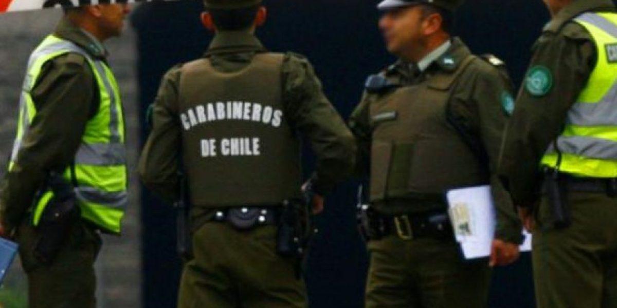 Tres sujetos armados protagonizan violento asalto en Las Condes