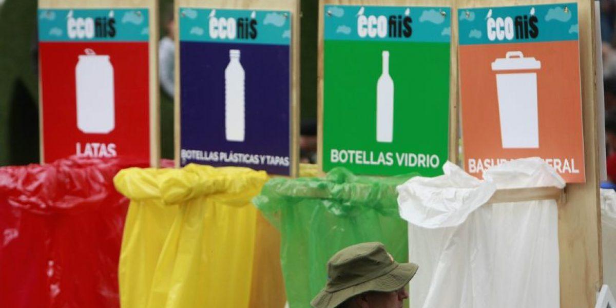 Municipalidad de Santiago anuncia campaña de fiscalización por basura callejera