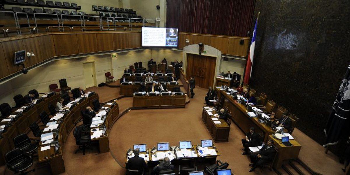 Senado aprobó por unanimidad proyecto que castiga la colusión con cárcel